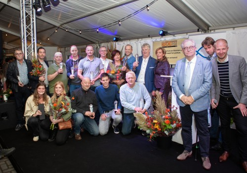 Winnaars Nationale Haringtest 2019